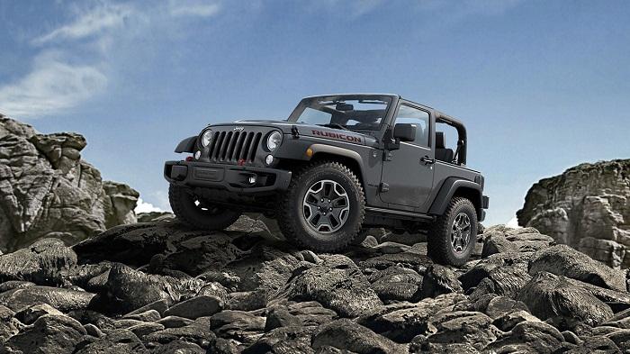 Jeep Wrangler Rubicon один из лучших американских внедорожников