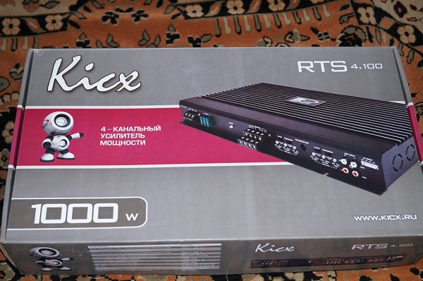 Kicx RTS 4.100