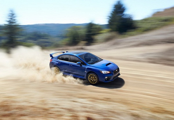 Subaru WRX Impreza
