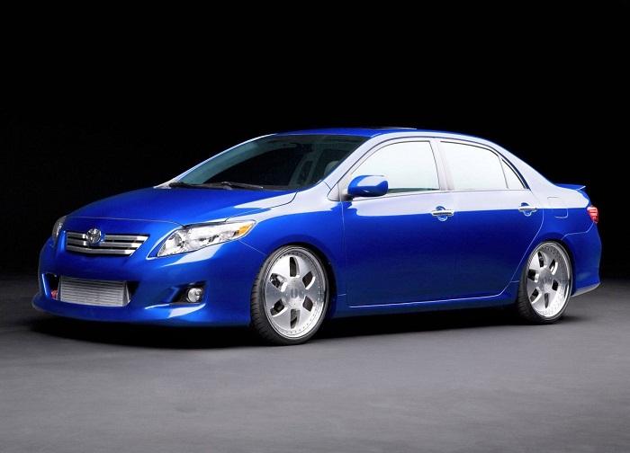 Тойота Королла 1.3, 1.4, 1.6, 1.8 расход топлива на 100 км