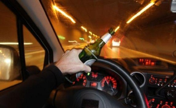 Попался в третий раз пьяный за рулем