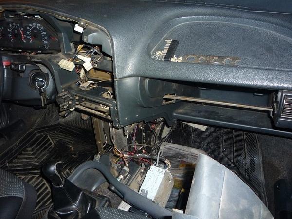 Как заменить краник печки на автомобиле ВАЗ-2114