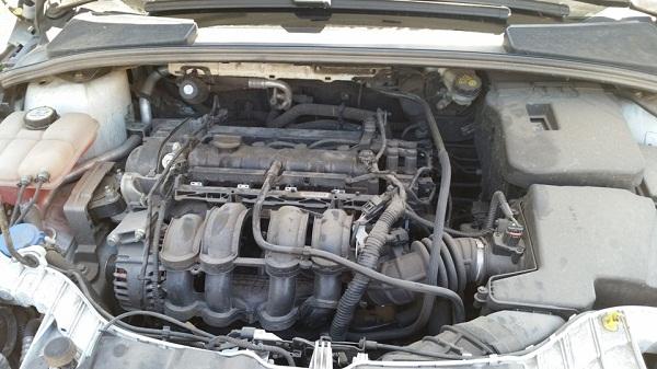 Реальный ресурс мотора 1.6 на Ford Focus 3