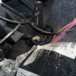Замена краника отопителя на автомобиле ВАЗ-2114