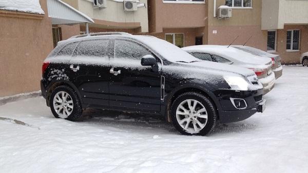Opel Antara 3.0 фото