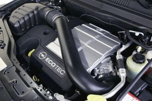 Opel Antara 3.2