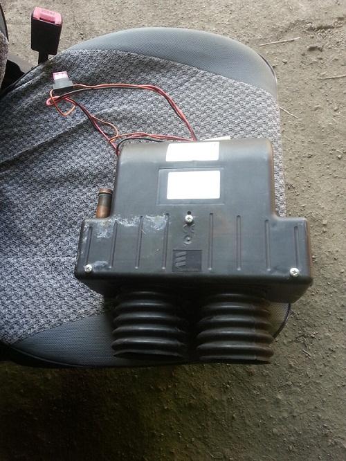 Дополнительный отопитель салона на УАЗ Патриот: установка и подключение