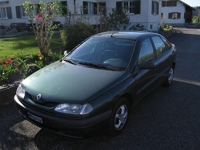 Определяем реальный расход горючего для Renault Laguna