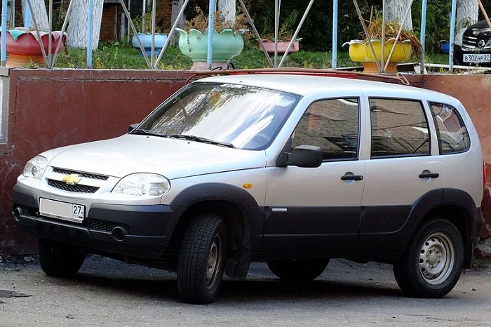 Реальный расход горючего на Chevrolet Niva 1.7