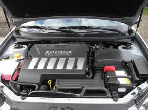 Оцениваем норму потребления горючего на Chevrolet Epica 2.0