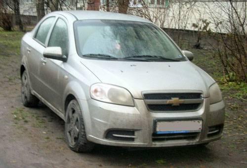 Chevrolet Aveo 2006 1.4