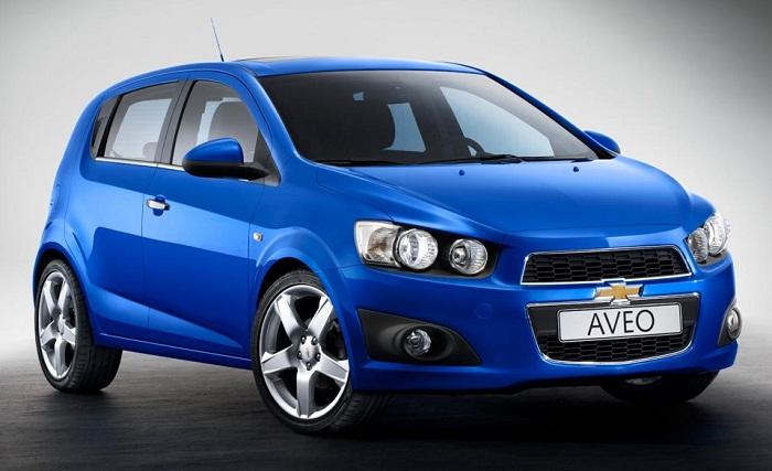 Chevrolet Aveo 2007 1.6