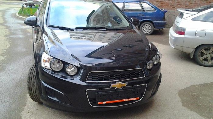 Chevrolet Aveo 2013 1.6