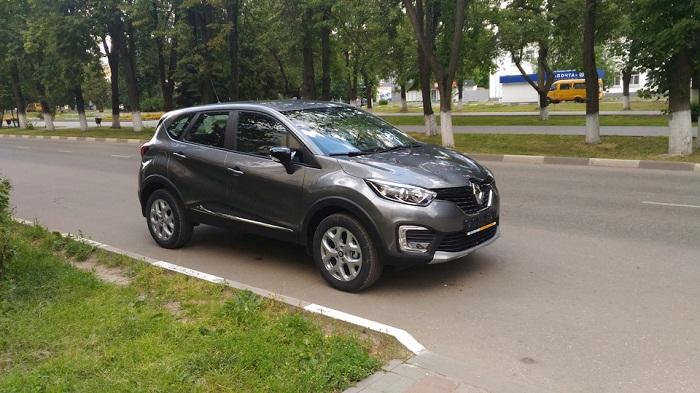 Renault Kaptur 1.6