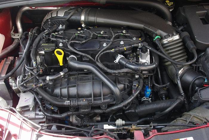 Двигатель Форд Экобуст: ресурс, отзывы, надежность