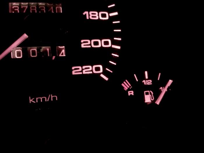 Ауди 80 1.8, 2.0, 2.4 расход топлива на 100 км