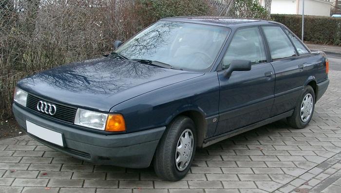 Реальный расход топлива Audi 80 по отзывам автовладельцев