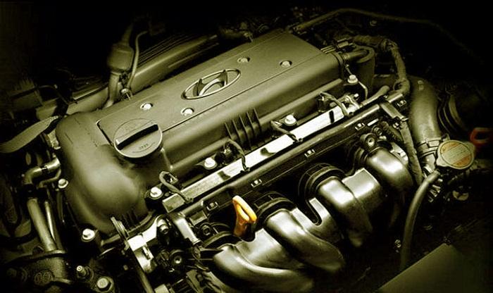 Ресурс двигателя Хендай Солярис 1.4, 1.6