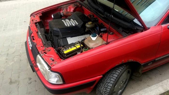 Audi 80 2.6