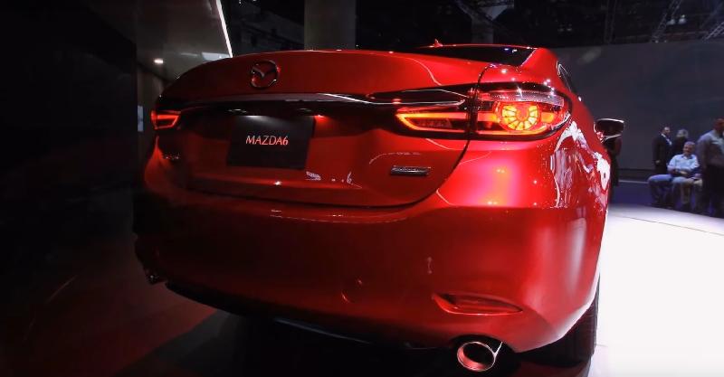 Mazda 6 2018-2019