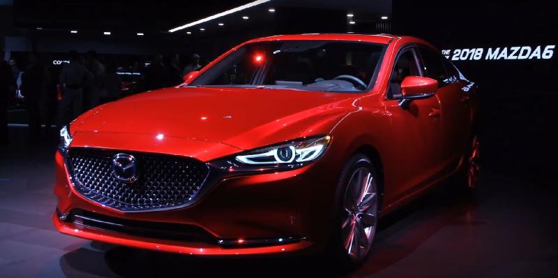 Mazda 6 2018-2019 фото