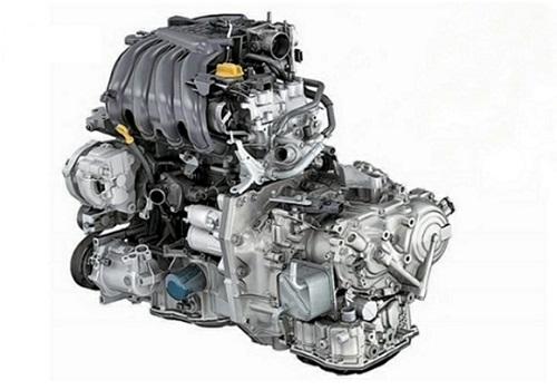 Двигатель HR16DE
