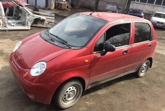 Замена троса переключения передач на Daewoo Matiz