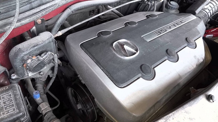 Acura MDX 3.5