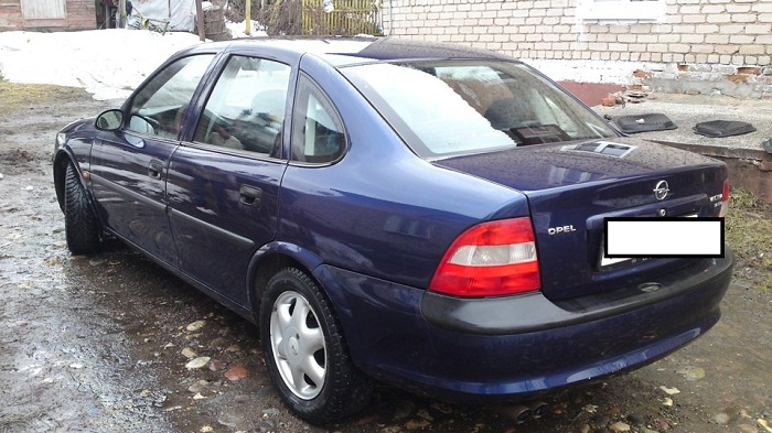 Opel Vectra B 1.8