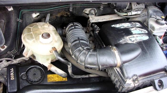 Renault Master 2.8