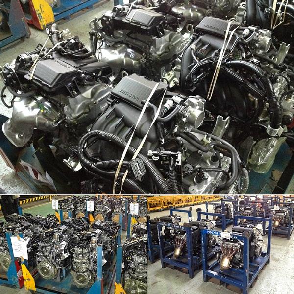 Lada Vesta двигатели