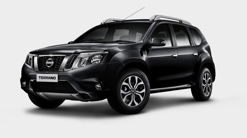 Nissan Terrano внешний вид