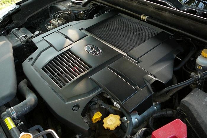 Subaru Outback 2.5 двигатель