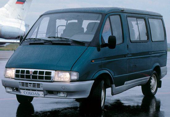 ГАЗ 2217 «Соболь Баргузин» 4х4 расход топлива на 100 км