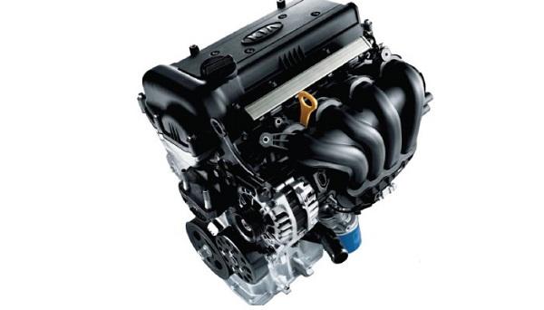 KIA Ceed двигатели