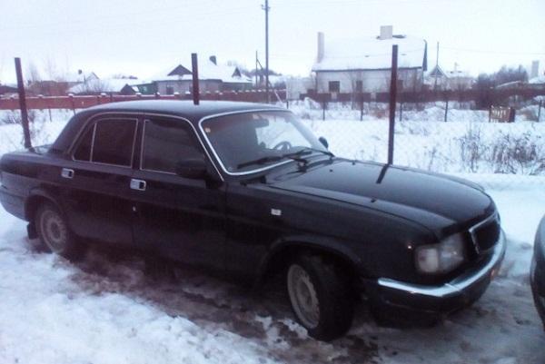 Реальный расход горючего на Волге ГАЗ-3110