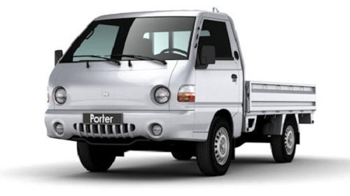 Оценка реального расхода топлива на Hyundai Porter 2.5