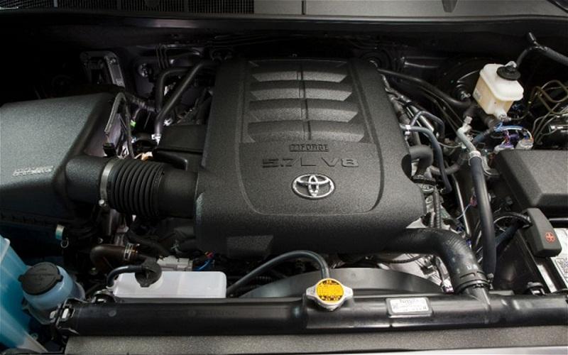 Реальный расход топлива Toyota Tundra на 100 км пути