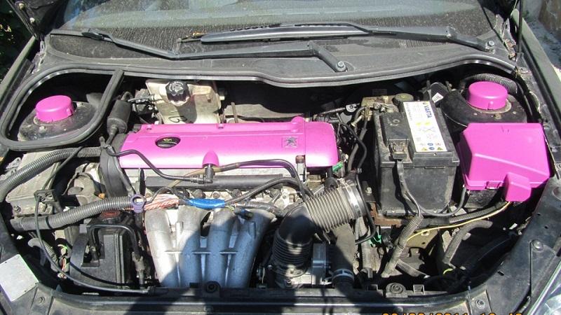 Реальный ресурс двигателя на Пежо 206