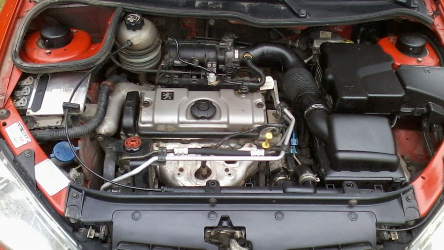Peugeot 206 1.1