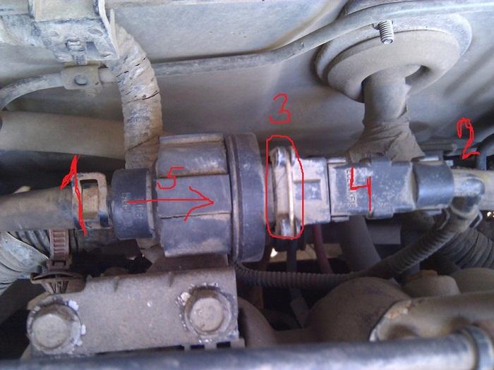 Ошибка P2188 Hyundai Solaris
