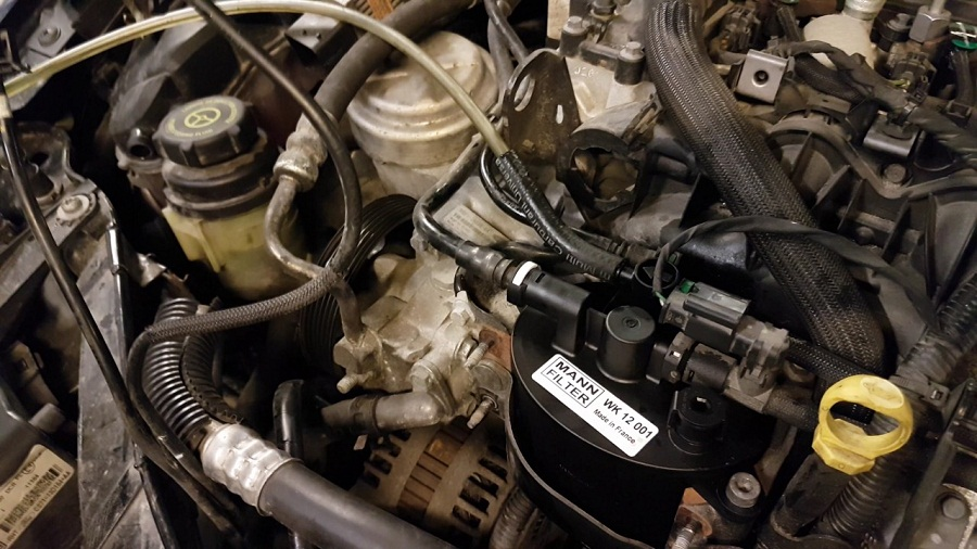 Форд Мондео двигатель 2,2 TDCi