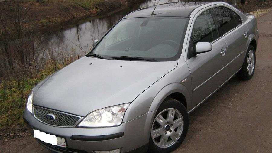 Форд Мондео 2.0 2004