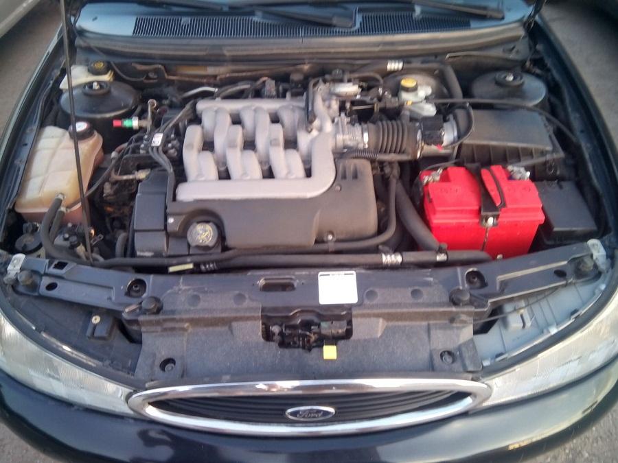 Форд Мондео II поколение двигатель