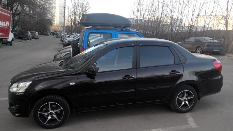 Александр. Datsun on-DO 1,6 (82 л.с.), 32 000 км
