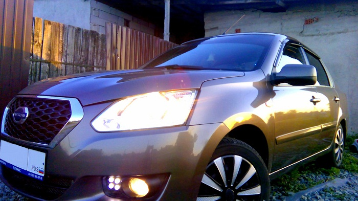 Алексей. Datsun on-DO 1,6 (82 л.с.) 56 000 км