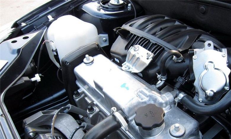 Датсун он-ДО 1.6 двигатель