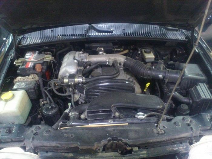 Киа Спортейдж первое поколение 1993 ресурс двигателя
