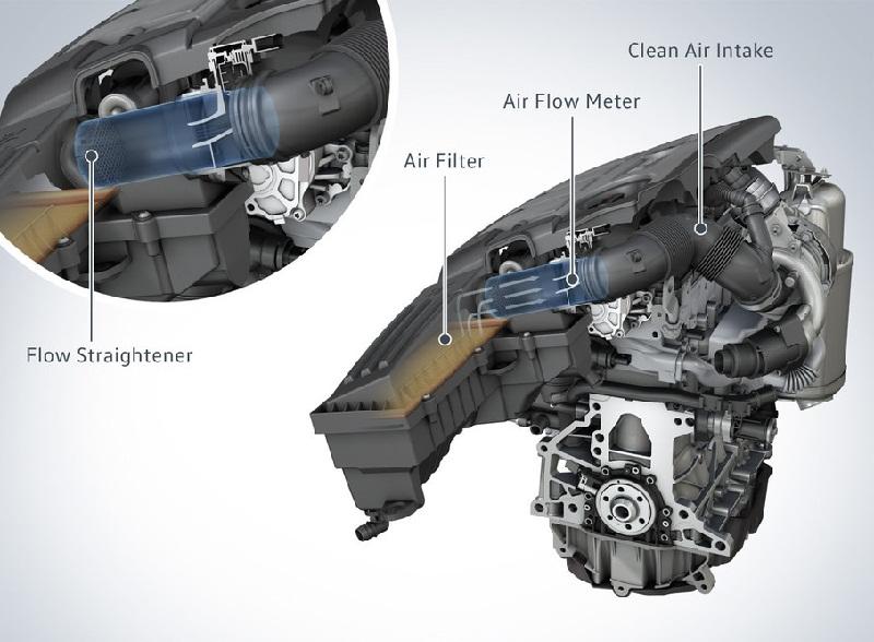 Ресурс двигателя VW 2.0 TDI, проблемы и расход топлива