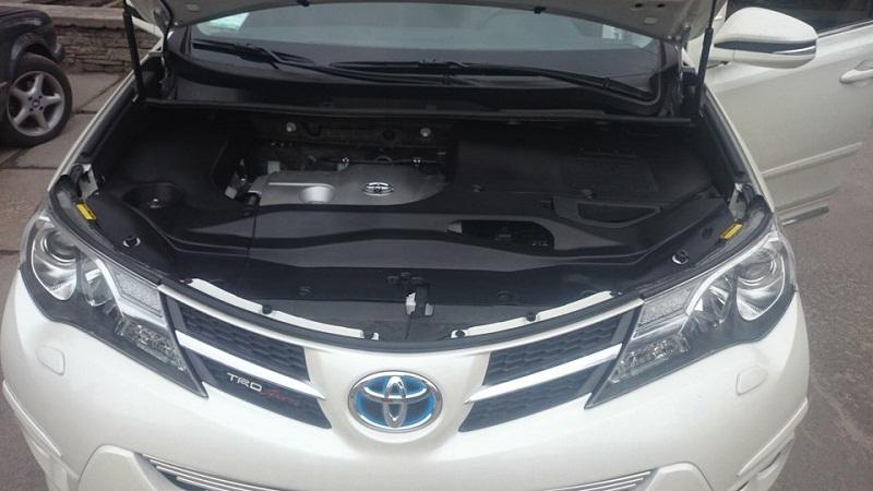 Тойота Рав 4 двигатель